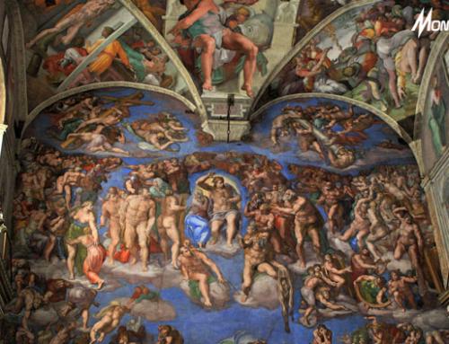 Rekreasi Tour VR Epic di Sistine Chapel Kini Bisa Kamu Nikmati Secara Gratis