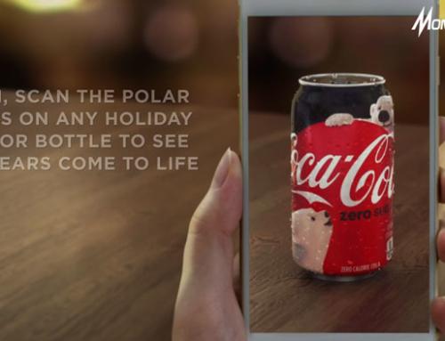 Coca-Cola Bangkitkan Semangat Libur Natal Dengan Augmented Reality